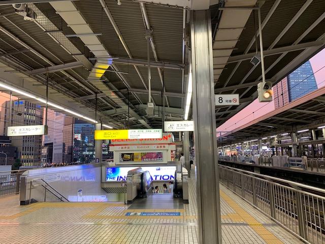 新幹線から東山線へ①
