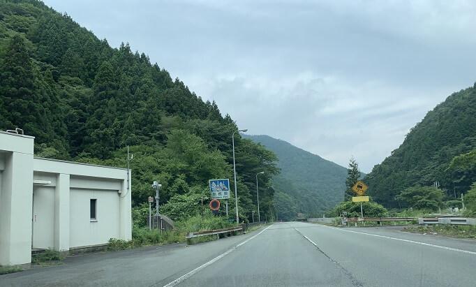 中国道 島根県
