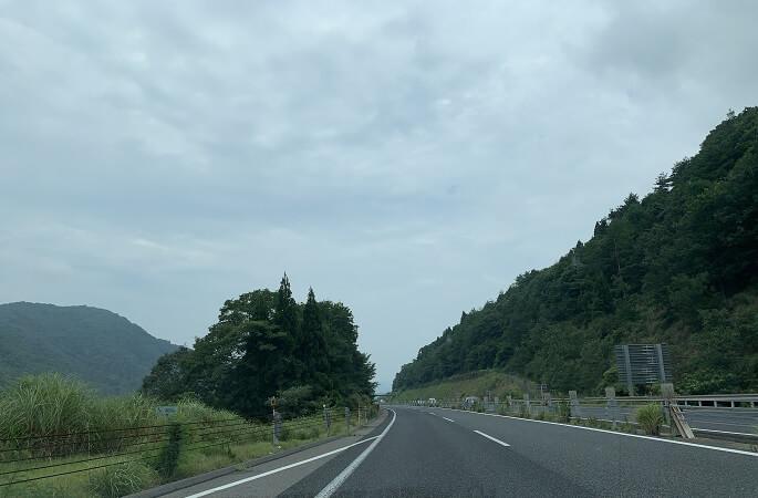 中国道 広島北JCT~千代田JCT