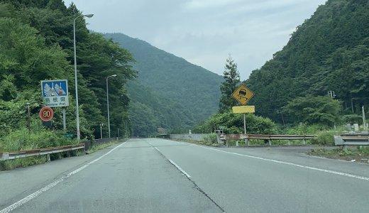 山陽道の渋滞を避けて移動するなら中国道という選択(後編1 下関IC~三次東JCT)