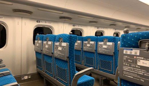 東海道新幹線 2020年3月上旬の利用者が前年比56%減 JR東海の直面する「コロナ禍」はいつまで続くのか